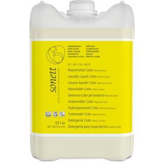 Waschmittel ColorMint&Lemon
