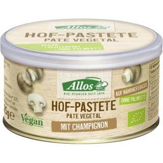 Hof Pastete Champignon