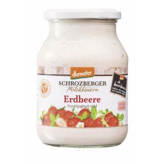 Erdbeerjoghurt Beerenbauern