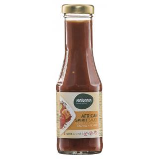 African Spirit Sauce, Flasche, NEU