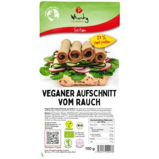 Wheaty v. Rauch - vegan Slices