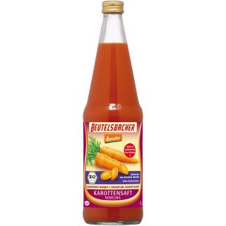 Karottensaft erntefrisch