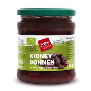 Kidneybohnen i. Gl.