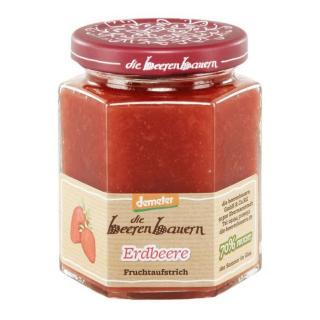 Erdbeer-Fruchtaufstrich